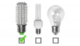 LED Efficiency Compared To HID & Halogen
